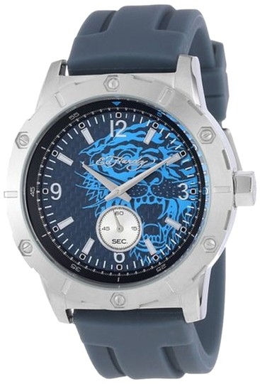 Ed Hardy Ed Hardy Male Matrix Blue Watch MX-BL Blue Analog
