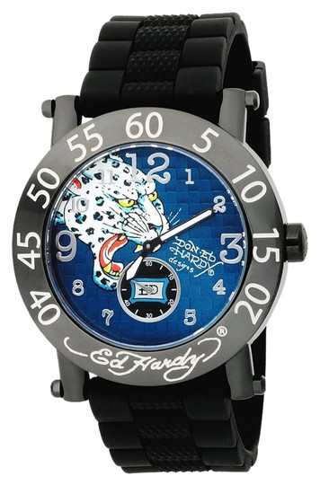 Ed Hardy Ed Hardy Male Dress Watch KO-PNT Black Analog