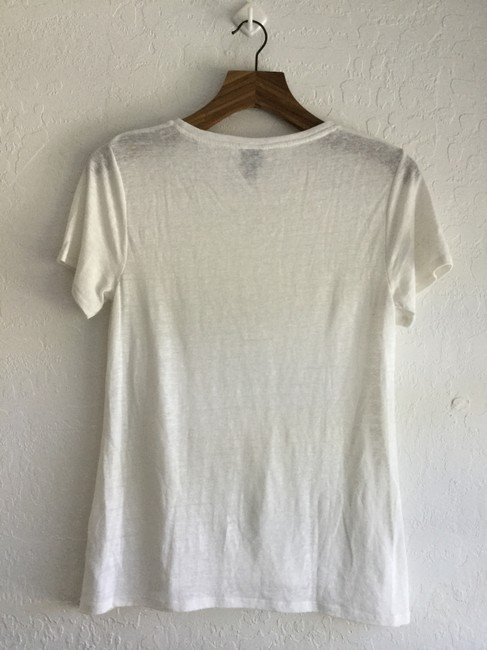 Patagonia Linen Lightweight Pullover T Shirt White Image 1