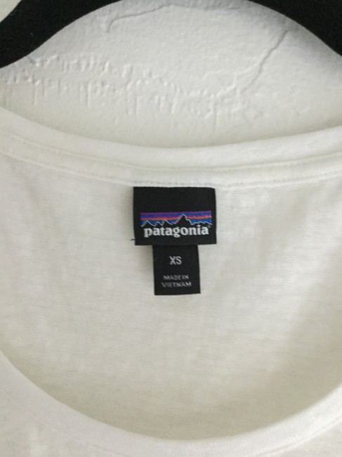 Patagonia Linen Lightweight Pullover T Shirt White Image 2