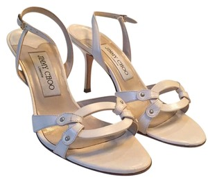 Jimmy Choo Ivory Sandals