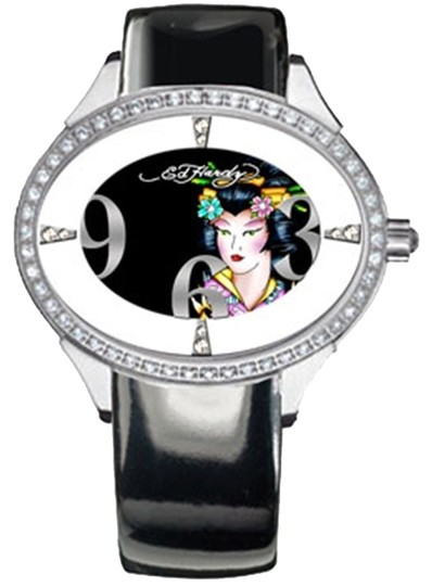 Preload https://item1.tradesy.com/images/ed-hardy-ed-hardy-female-fashion-watch-sg-ga-black-analog-2175170-0-0.jpg?width=440&height=440