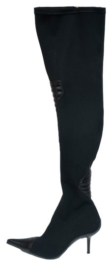 Preload https://item2.tradesy.com/images/tj-connection-black-boots-2175176-0-0.jpg?width=440&height=440