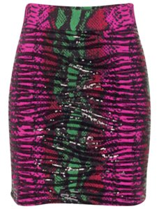 House of Holland Mini Skirt Multi