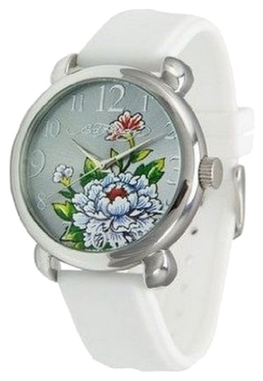 Ed Hardy Ed Hardy Female Fountain Watch FO-WH White Analog