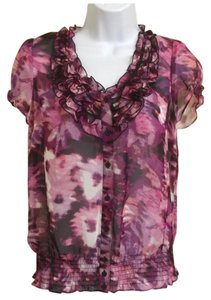 East 5th Essentials Top Purple