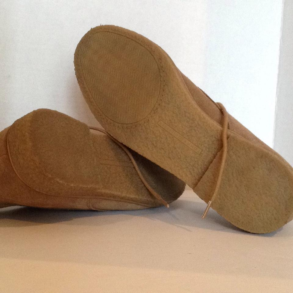 211cf214a Tommy Hilfiger Sale Tan Suede Chukka Boots Booties Size US 9 Regular ...