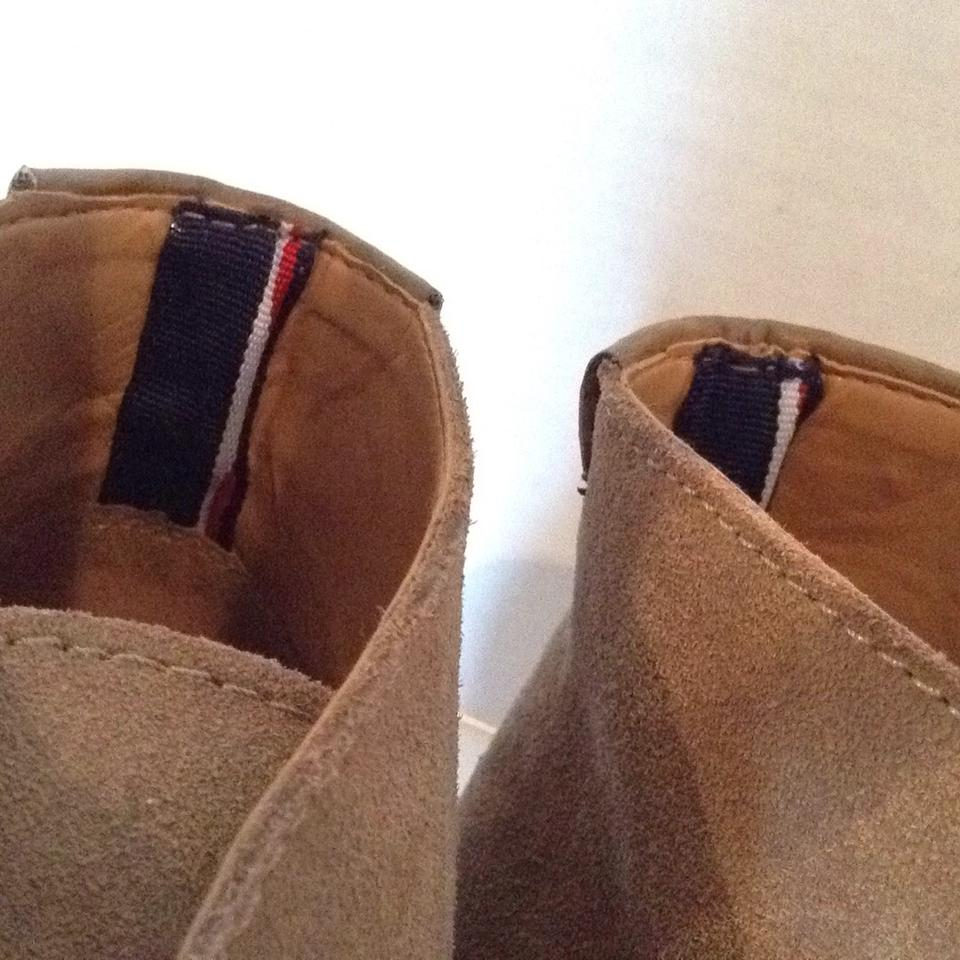 b19a3ebed Tommy Hilfiger Suede Leather Tie SALE!!!! tan Boots Image 8. 123456789. 1 ∕  9
