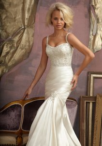 Mori Lee Brand New 1857 Wedding Dress