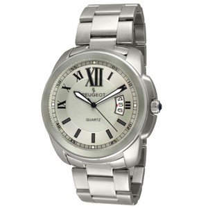 Peugeot Peugeot Men's Stainless Steel Silver Watch (new in box)