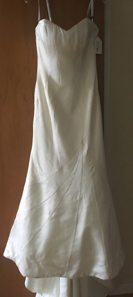 Matthew christopher tigris wedding dress on tradesy for Matthew christopher wedding dress prices