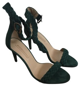 BCBGMAXAZRIA green emerald Formal
