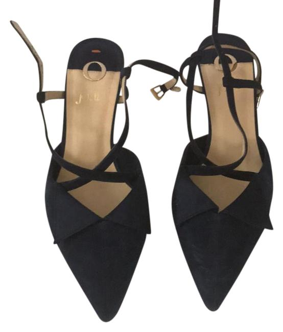 Item - Navy Blue Formal Shoes Size US Narrow (Aa, N)