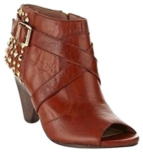 Vince Camuto Bootie Shootie Burgundy/Brown Boots