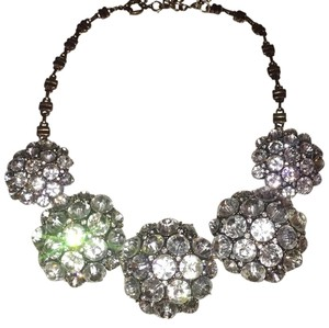 Nordstrom Absolutely Stunning Swarovski Crystal Statement Necklace