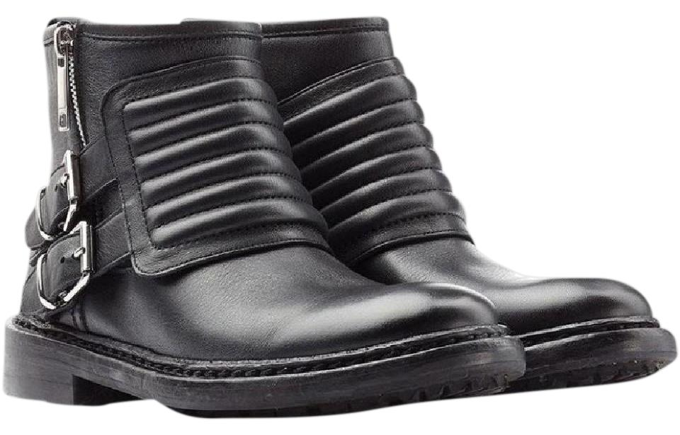 WOMENS Burberry good Black Keating Boots/Booties Very good Burberry color 435f1d