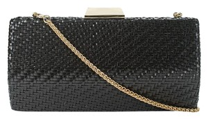White House | Black Market black Clutch