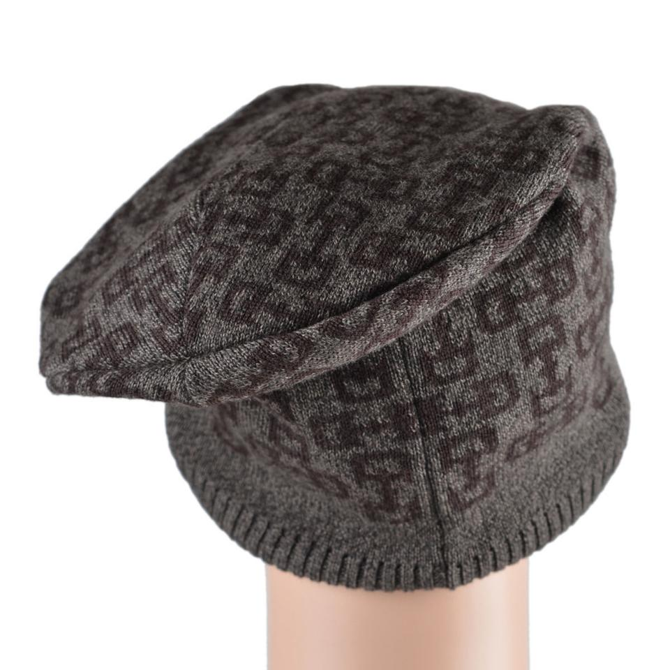 0a14e70c0ee4f Gucci Gucci Unisex Multi-Color 100% Wool Beanie Hat One Size Image 4. 12345