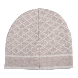 7381a312cb21 Gucci White Beige Unisex Multi-color Wool Beanie One Size Hat - Tradesy