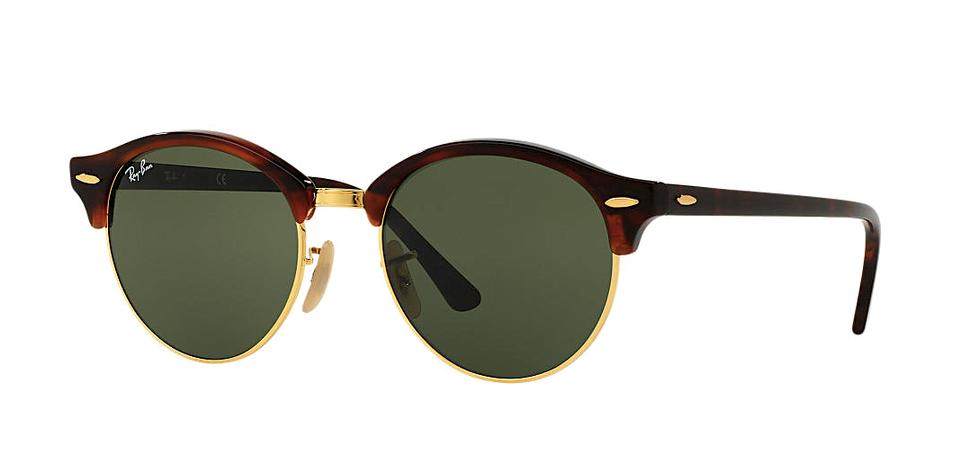 f7ba706999 Ray-Ban Tortoise Rb 4246 990 - New - Clubround Free 3 Day Shipping ...