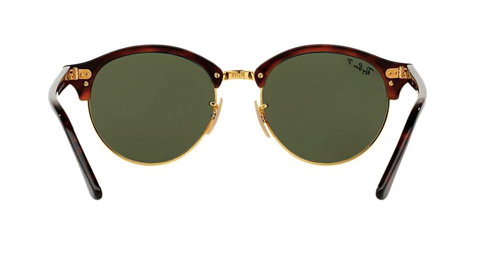 67d9dcbdd0 Ray-Ban Tortoise Rb 4246 990 - New - Clubround Free 3 Day Shipping  Sunglasses