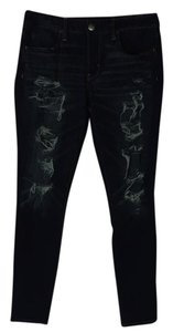 American Eagle Outfitters Topshop Asos Free Zara Nordstrom Skinny Jeans-Distressed