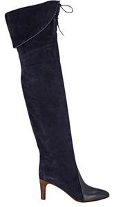 Chlo Navy Boots