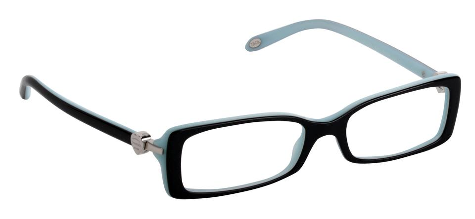 Tiffany & Co. Top Black / Blue Co Women\'s Eyewear Frames Tf2035 52mm ...