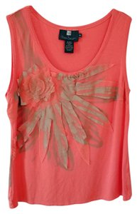 Debbie Shuchat Top orange