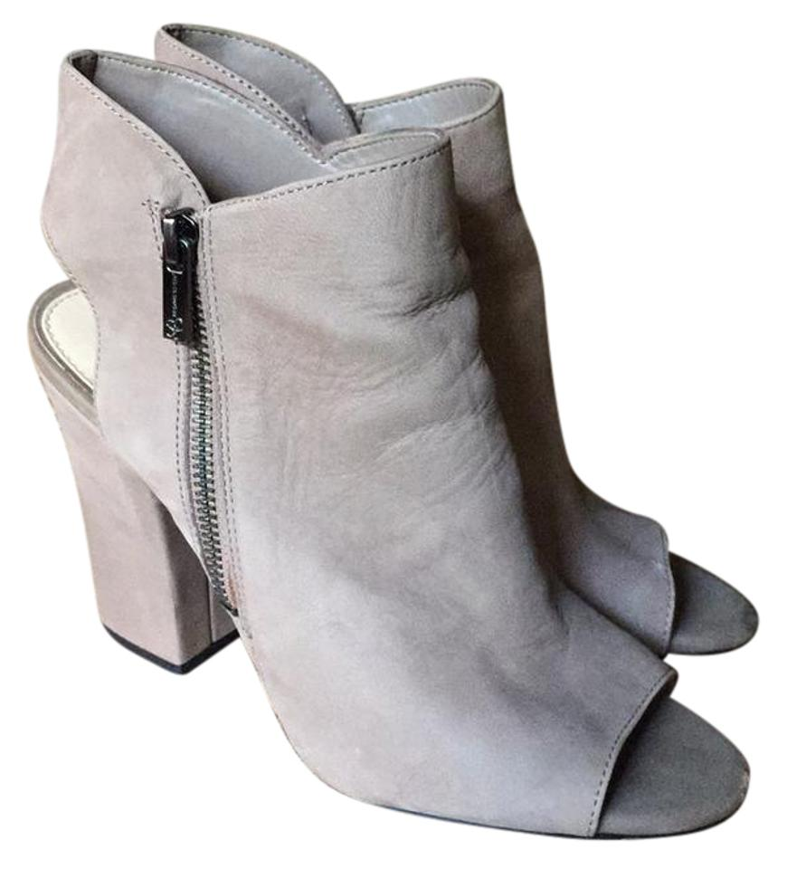 1fdc50e30bfc Jessica Simpson Free People Zara Asos Topshop Leather beige Boots Image 0  ...