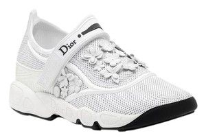 Dior Fusion Sneaker Flower white Athletic