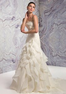 Alyce Paris Brand New 7223 Caitlin Wedding Dress