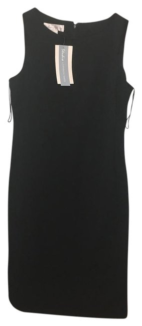 Preload https://img-static.tradesy.com/item/21762761/london-times-black-mid-length-night-out-dress-size-6-s-0-1-650-650.jpg