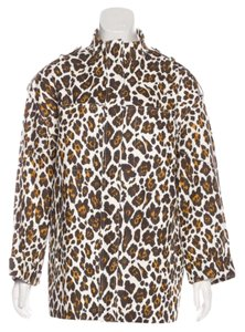 Stella McCartney Animal Print Animal Print Jacket