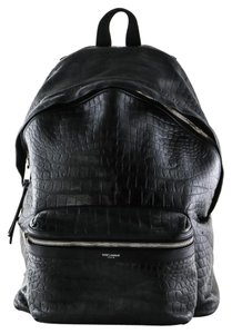 Saint Laurent Ysl Classic City Yves Backpack
