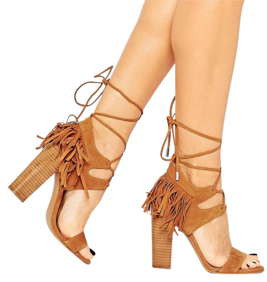 Kendall + Kylie Maple Suede Sandals Sandals Suede 839913