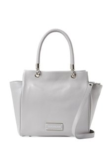 Marc by Marc Jacobs Mj Too Hot To Handle Mj Cloud Tote in GREY/SILVER HARDWARE