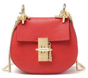 Chloe Chain Flap Hot Cross Body Bag