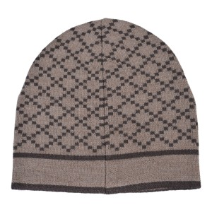 76e75577dc6 Gucci Gucci Unisex Multi-Color 100% Wool Beanie Hat One Size