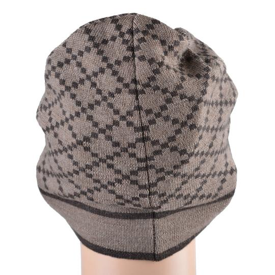 Gucci Gucci Unisex Multi-Color 100% Wool Beanie Hat One Size Image 3