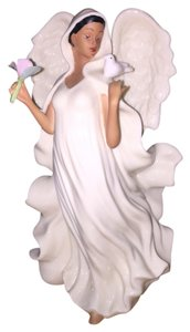 Beautiful Angel of Love and Peace; Fine Porcelain [ SisterSoul Closet ]