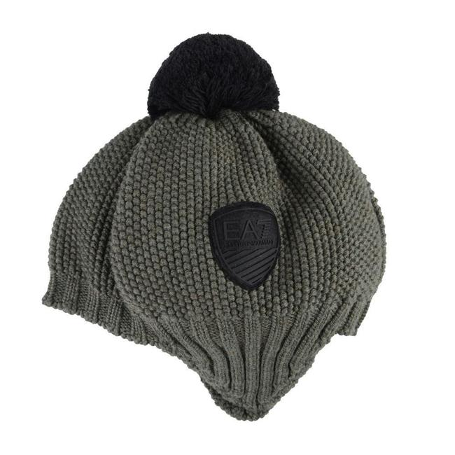 Item - Olive Green Unisex Wool Hat
