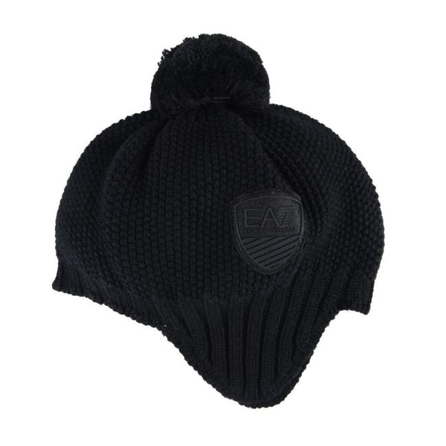 Item - Black Unisex Wool Hat