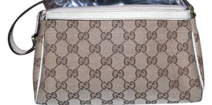 Gucci Beige/Tan Clutch