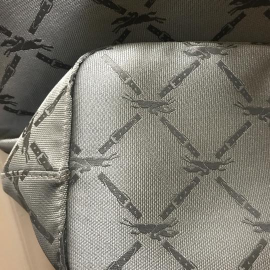Longchamp Tote in Gray Image 5