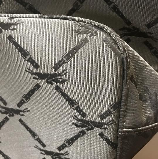 Longchamp Tote in Gray Image 6