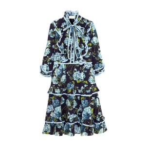 140af58a4e5 Gucci Navy Beach Ball Print Silk Casual Dress. $452.41. US 4 (S). Sold Out. Gucci  Dress