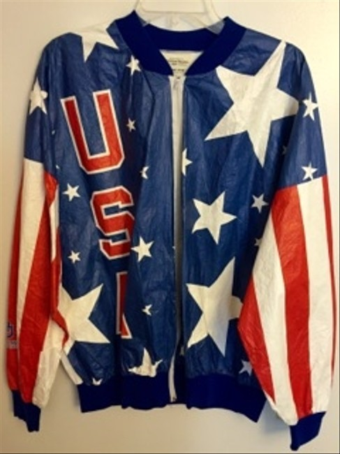 Other red, white, and blue Jacket