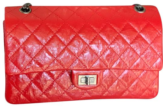 Preload https://img-static.tradesy.com/item/21766783/chanel-255-reissue-new-double-flap-red-distressed-calfskin-shoulder-bag-0-3-540-540.jpg
