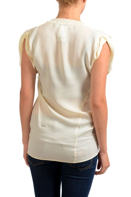 Dsquared2 Top Ivory Image 1